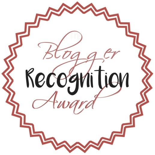 Blog rec award