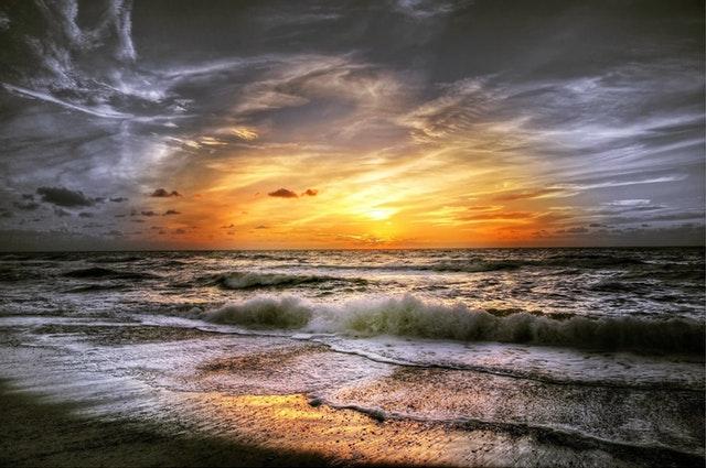 beach-clouds-coast-458977